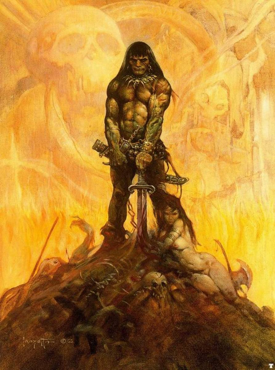 Frank Frazetta -  Legends of Fantasy Art vol.1