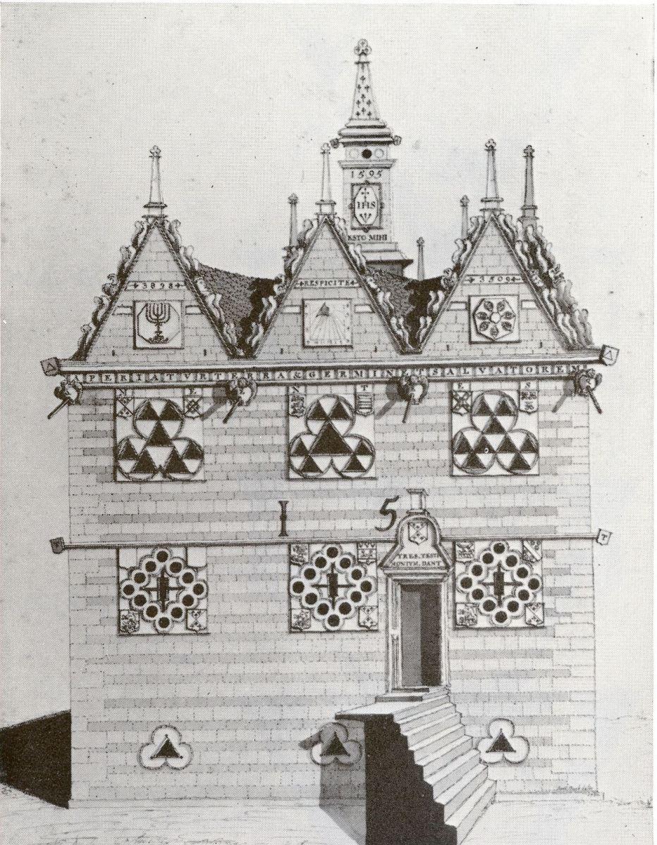 Samuel Buck. 1730