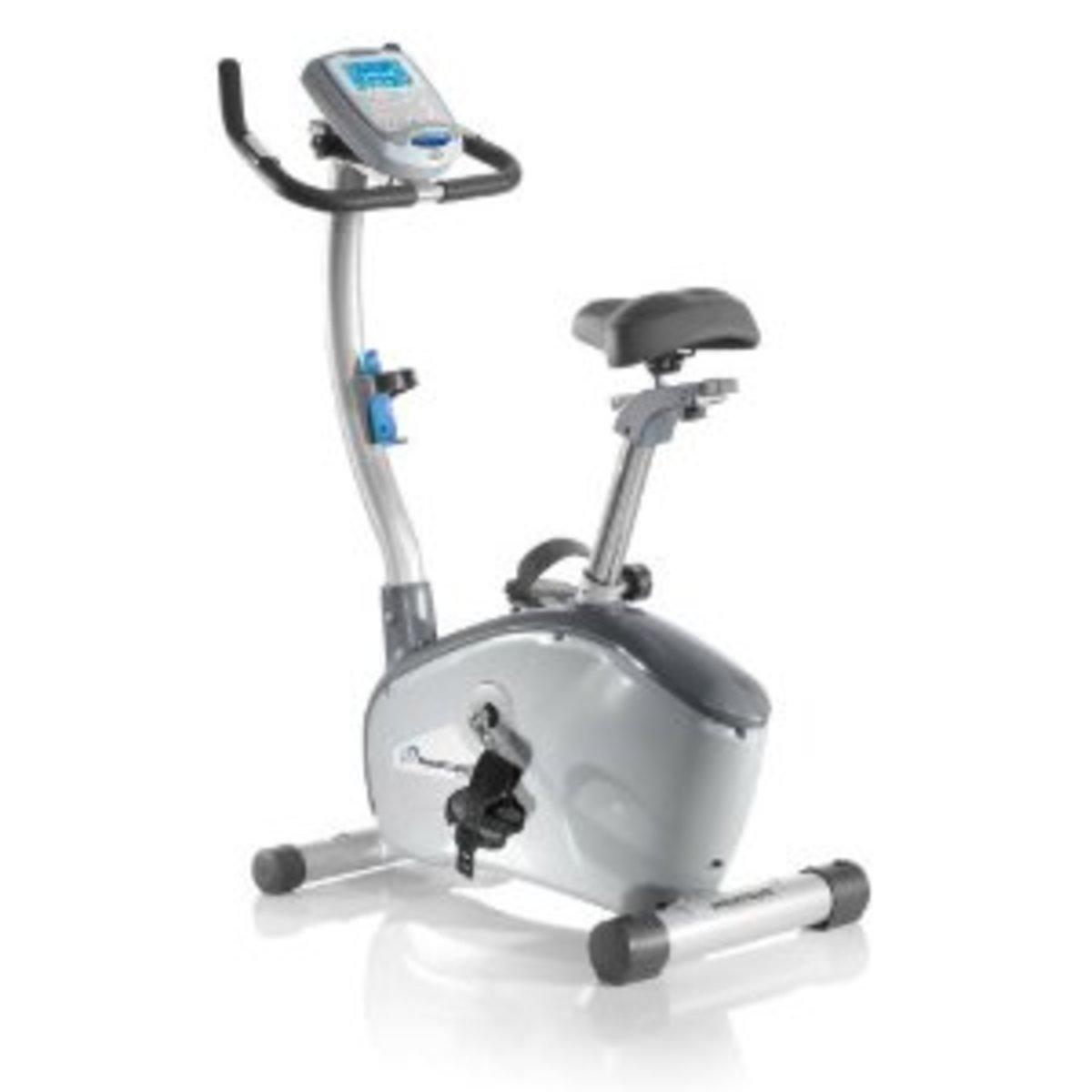 Nautilus U514 Upright Exercise Bike $365.71 w/ manufacturer warranty