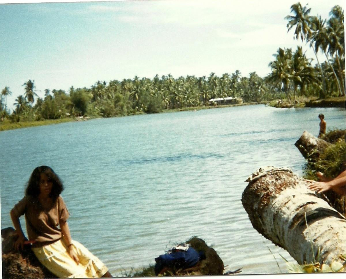 Gihaw-an River, Buenavista, Agusan Del Norte, Philippines