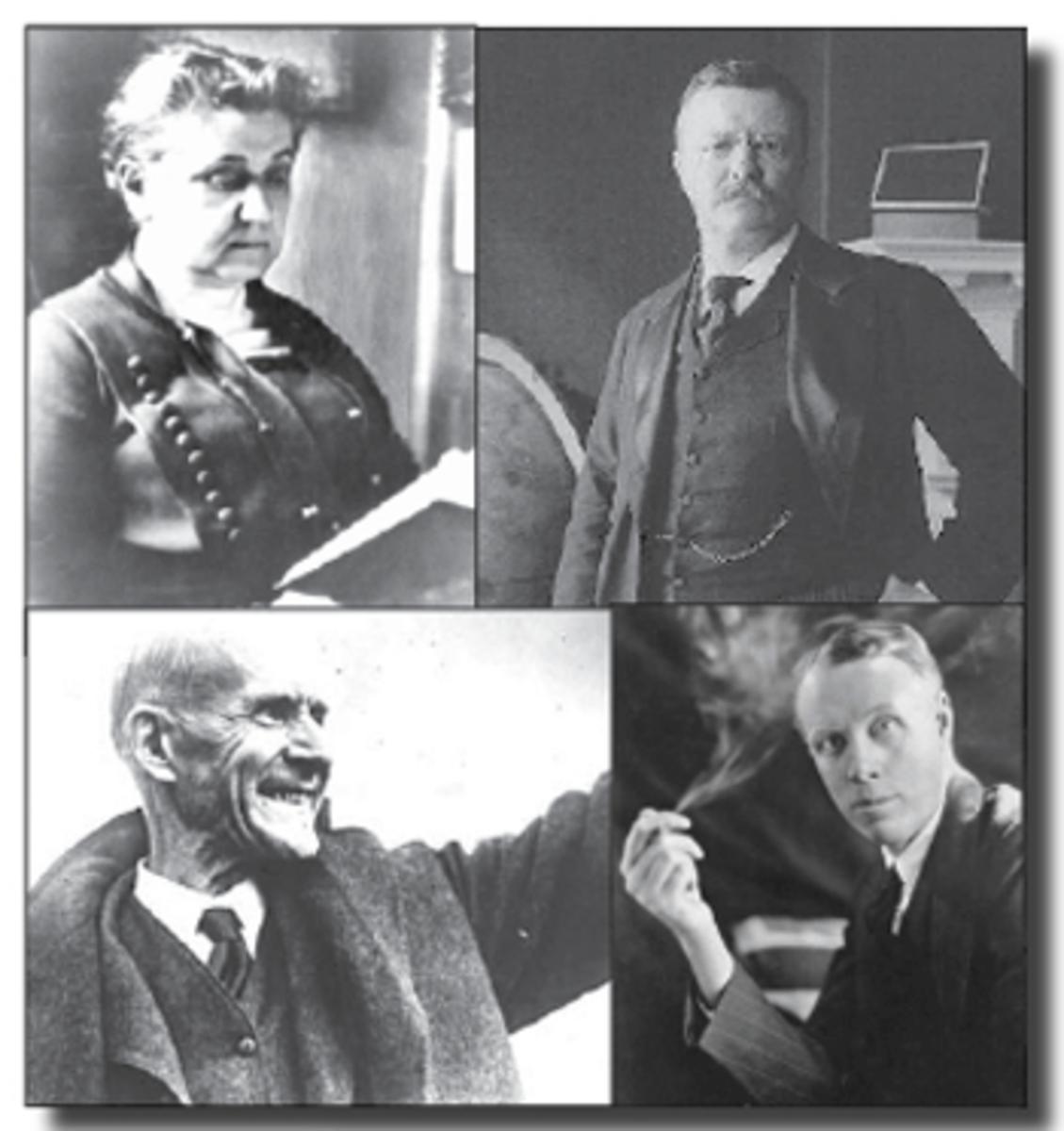 Progressive Era Leaders