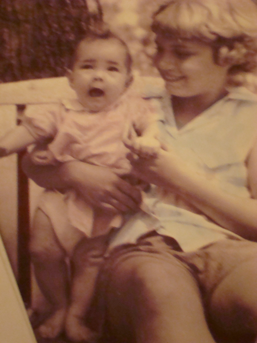 Paula and Bobbi