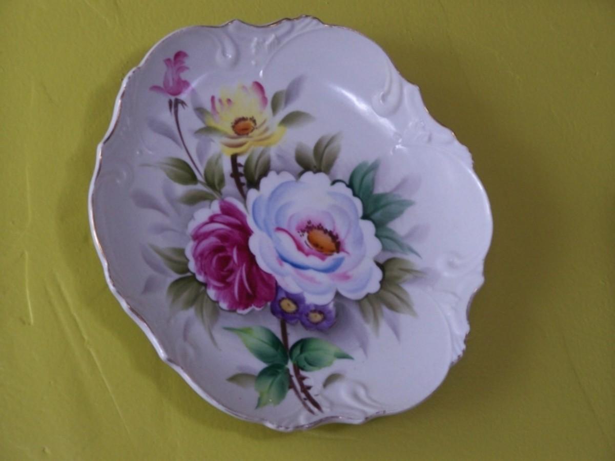 Shabby Plates
