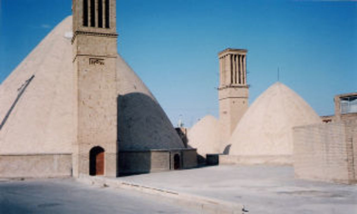 There is substantial variation in the design of wind catchers which are in use throughout much of the Middle East, but the basic principle is the same.