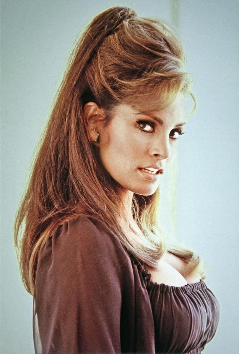 When I was a young lad, it was Raquel Welch that first made me realize that ...