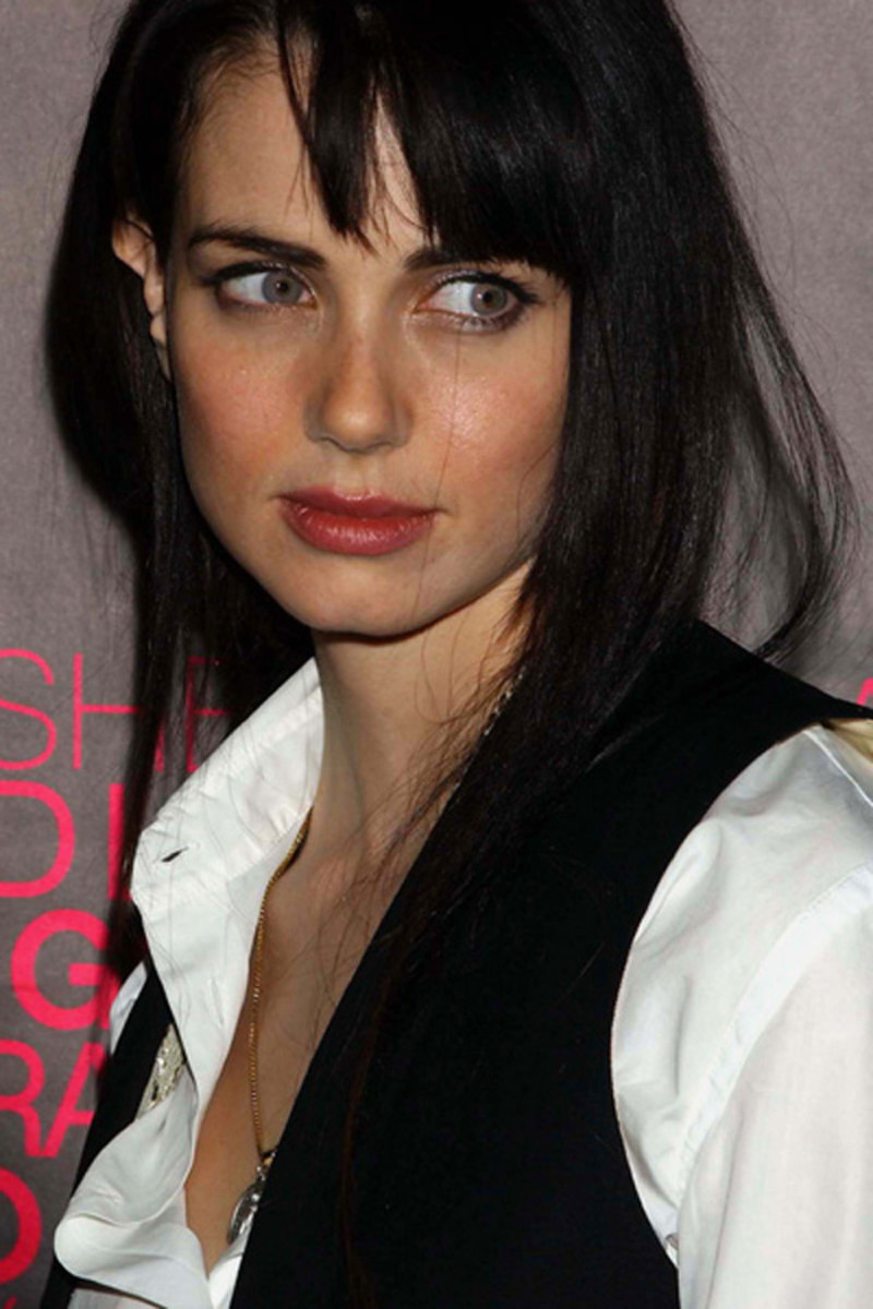 The 2nd Top Ten Most Beautiful Non Blonde Actresses Hubpages