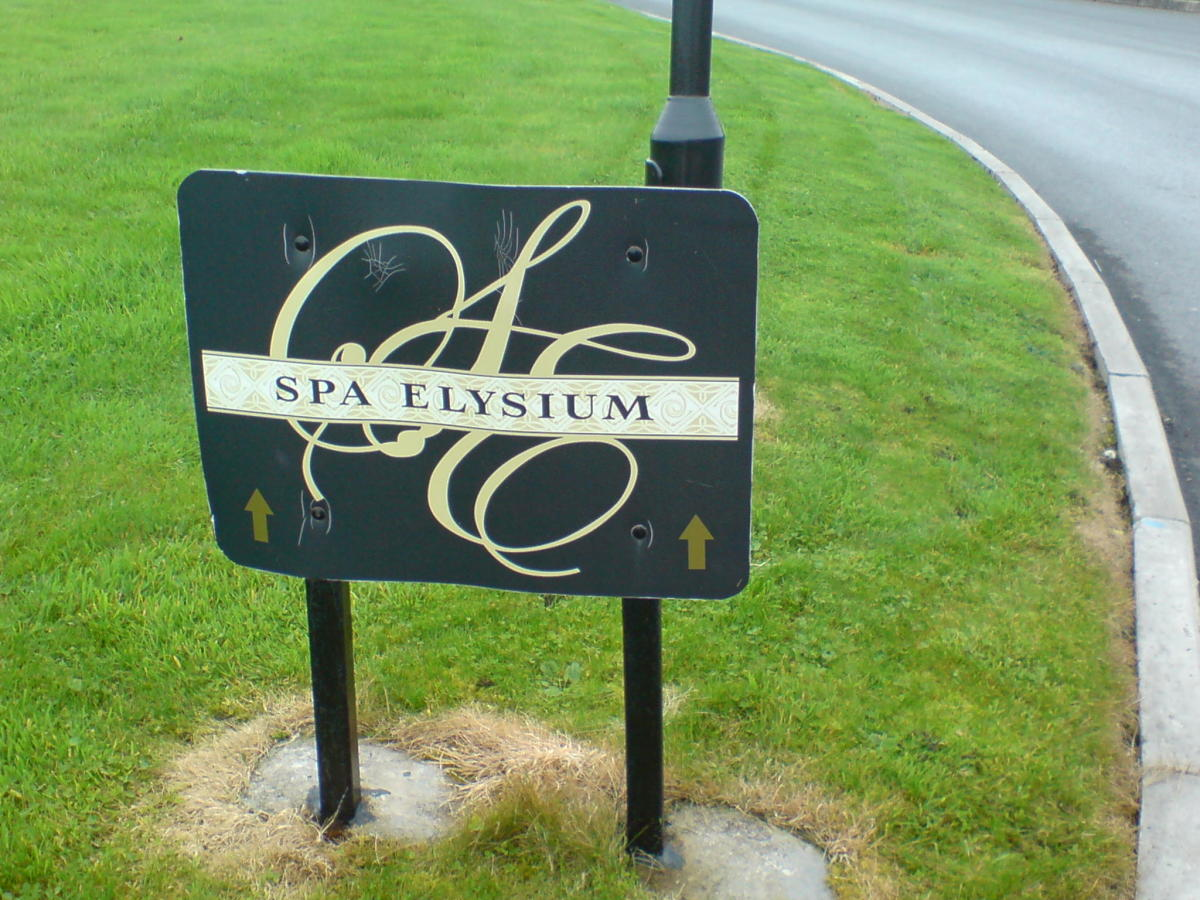 Spa Elysium, one of the best Spa in Co. Mayo, Ireland