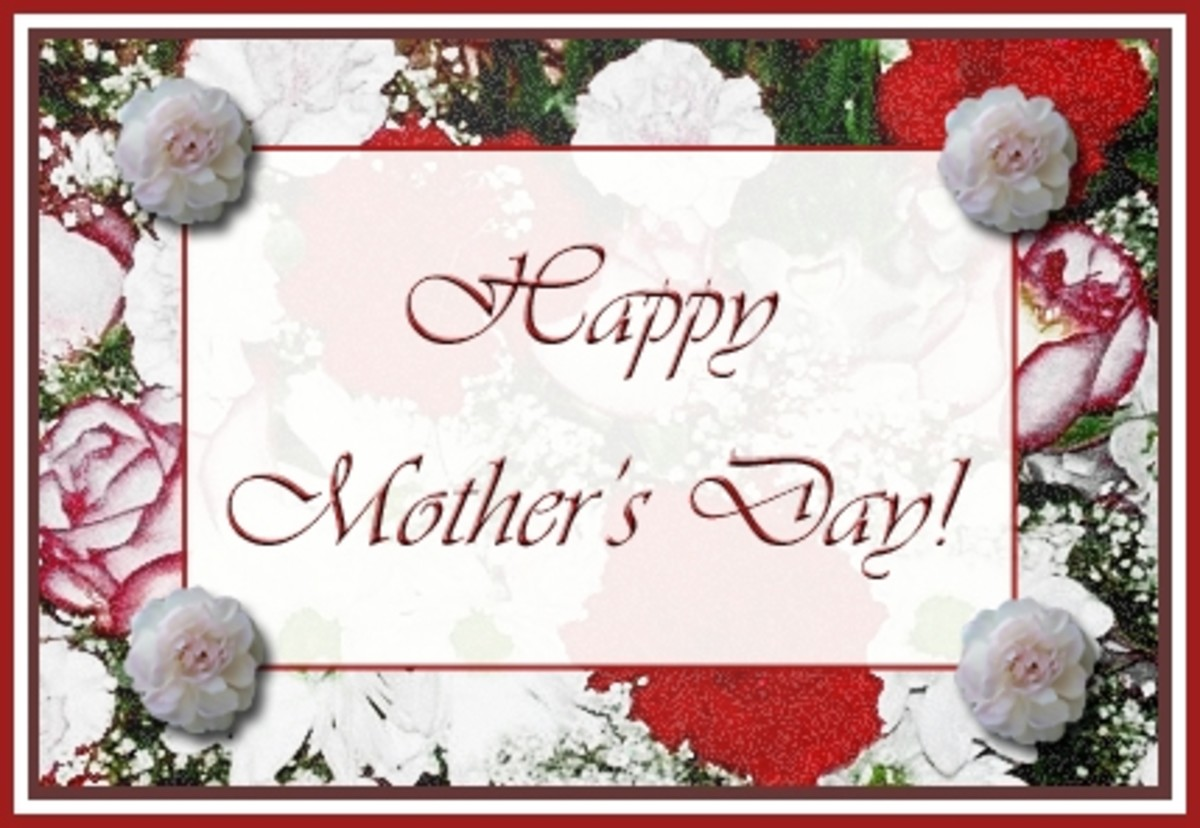 Happy Mothers Day Clip Art Free