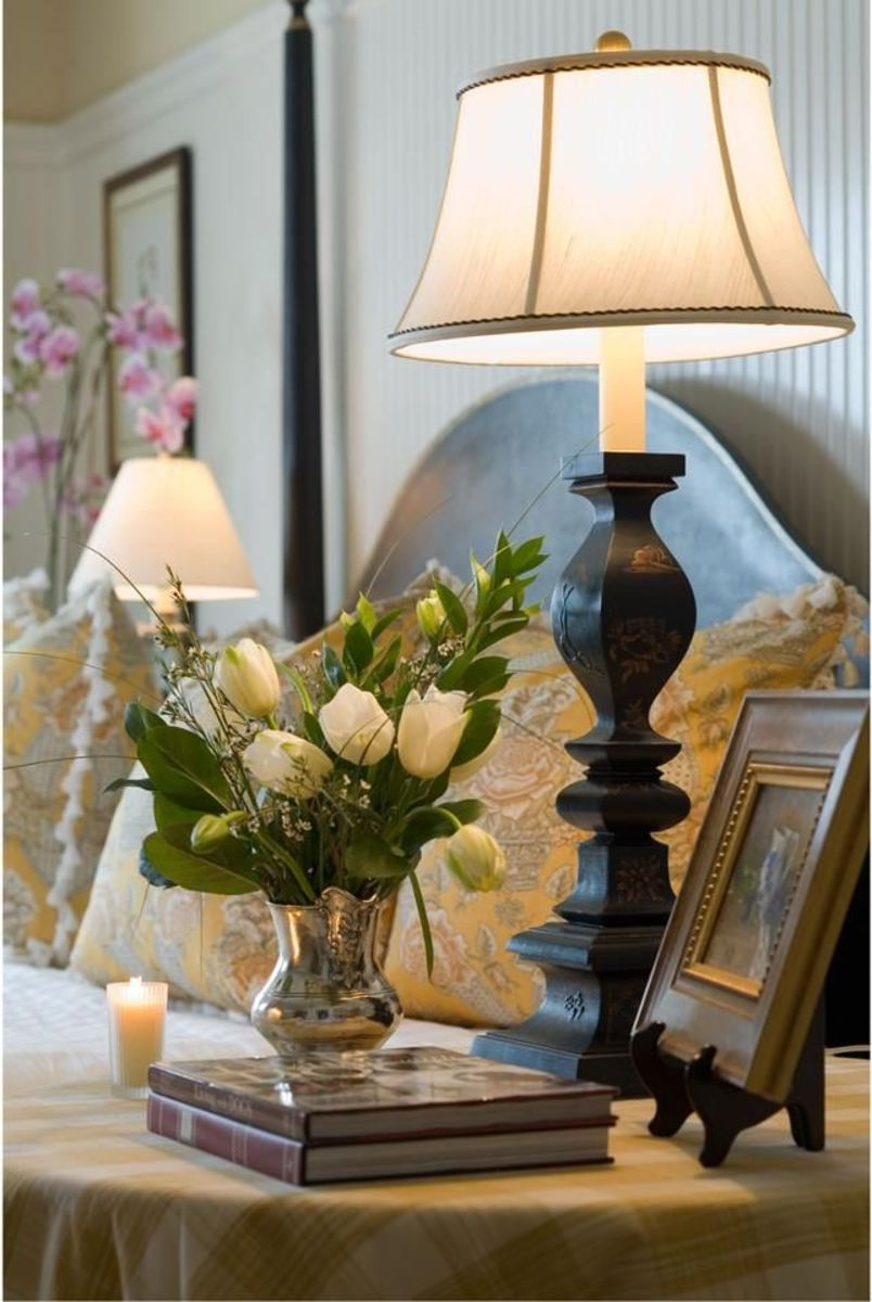Put fresh flowers throughout your home. Stage your home to sell. Don't be afraid to get help.