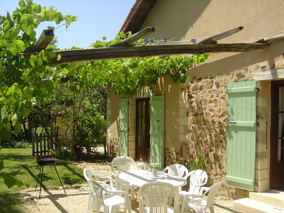 Our three star, three bedroom gite or holiday cotage