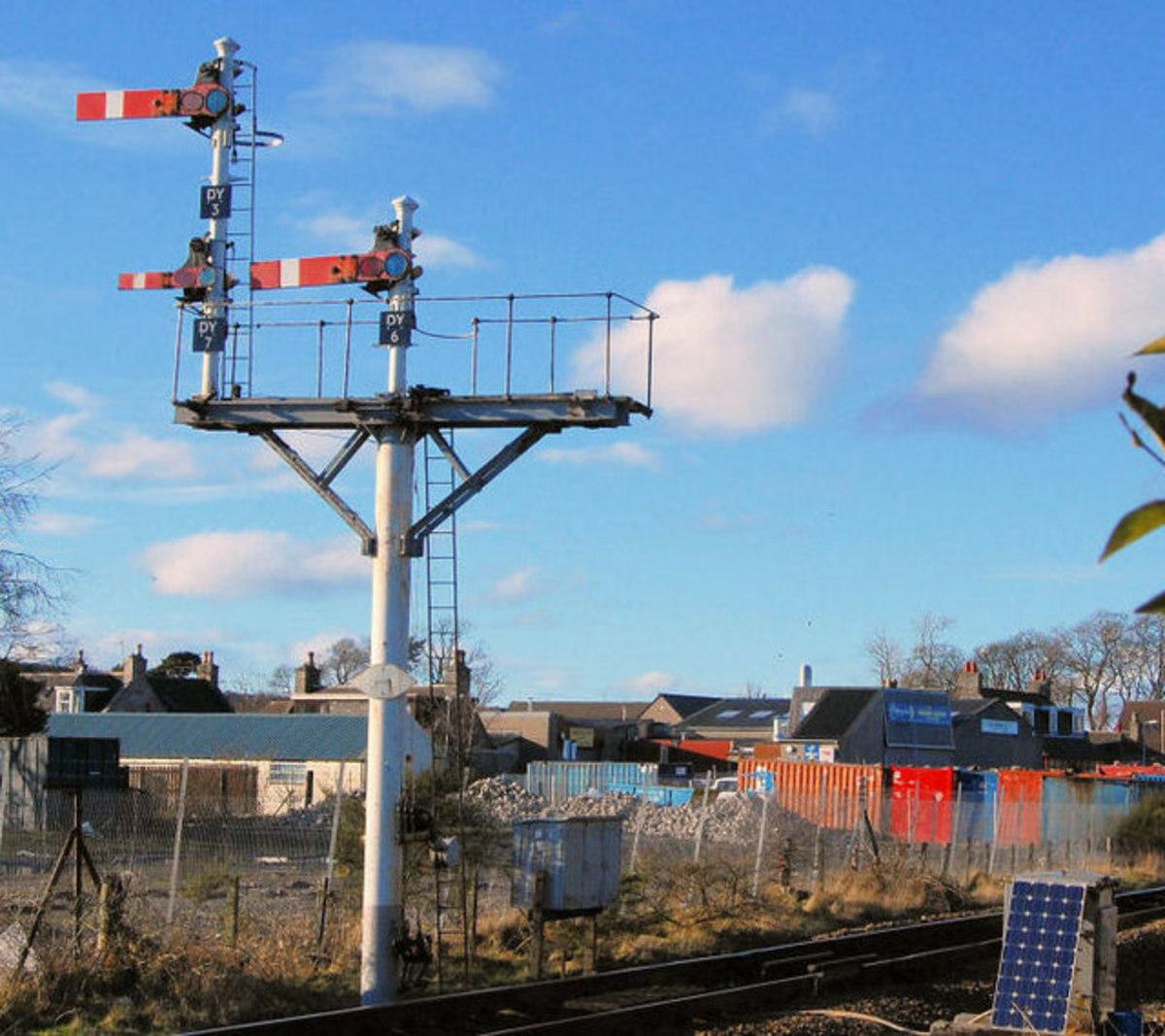A Semaphore Signal