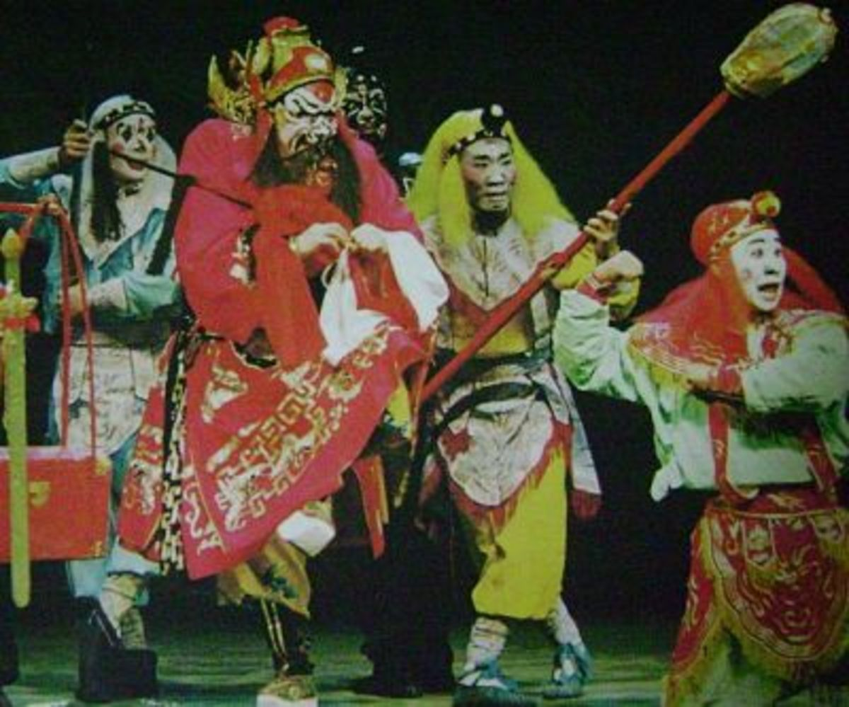 Pei Yan Ling – renowned Chinese Opera Master