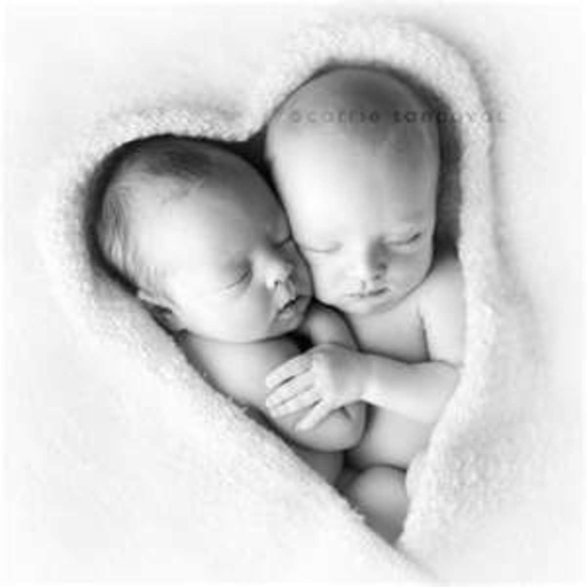 Newborn Twins and Multiples, Your Survival Guide To The First 4 Weeks