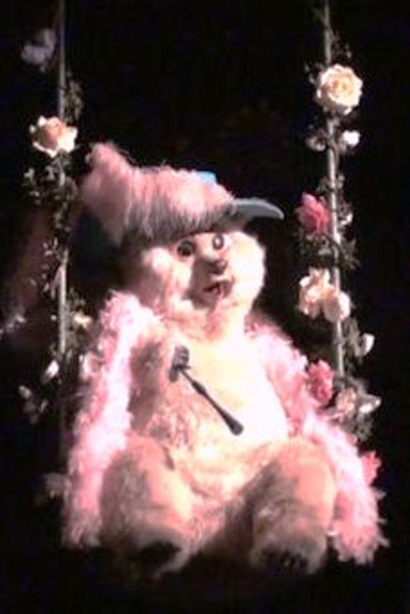 The Incomparable Miss Teddi Barra Disneyland's Country Bear Jamboree