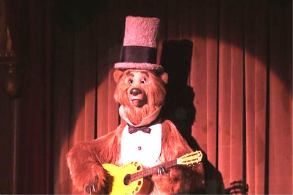 Your Host for the Country Bear Jamboree Henry