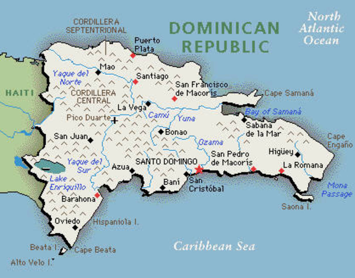 Dominican Republic -Great Vacation Island