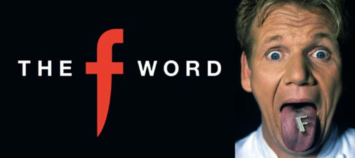 The King of the Television 'F' word.