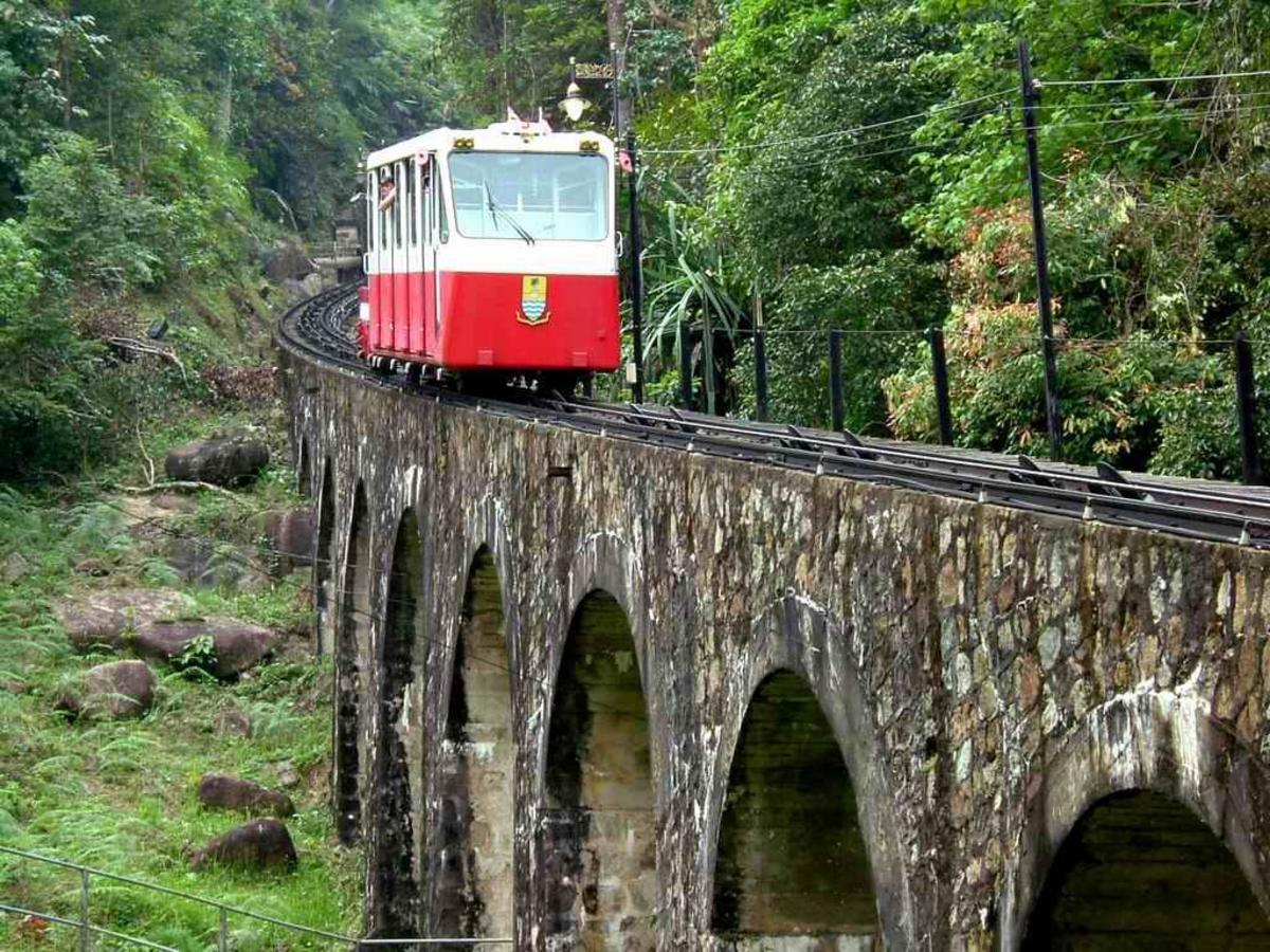 Funicular Railway - Penang