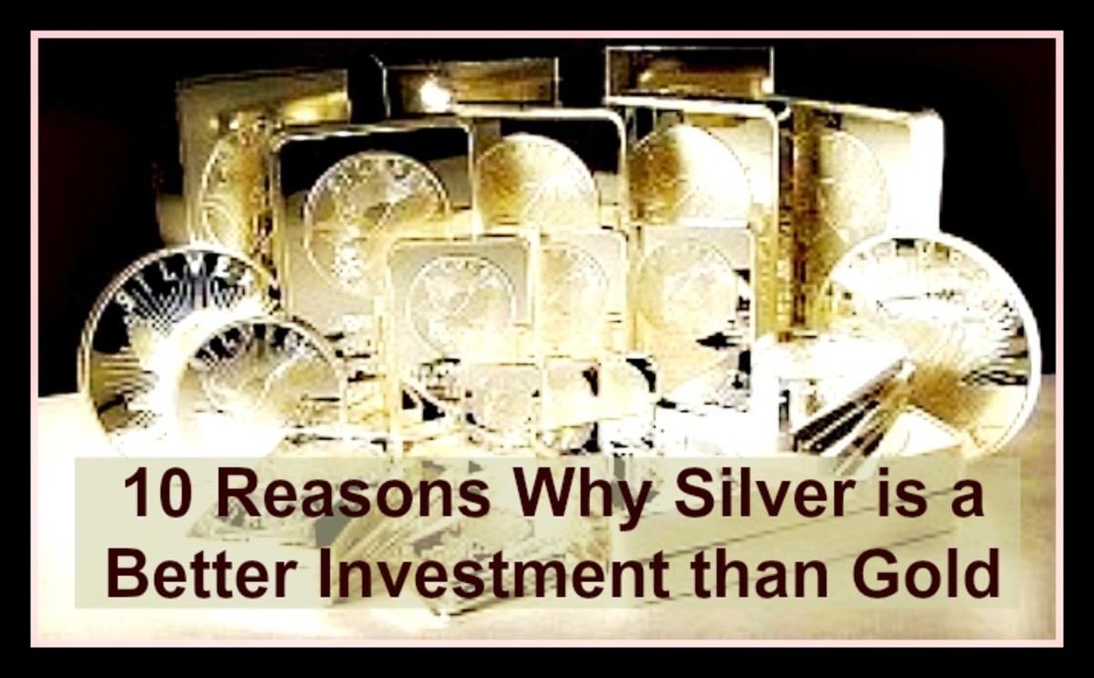 Selling your gold or silver to us is easy: