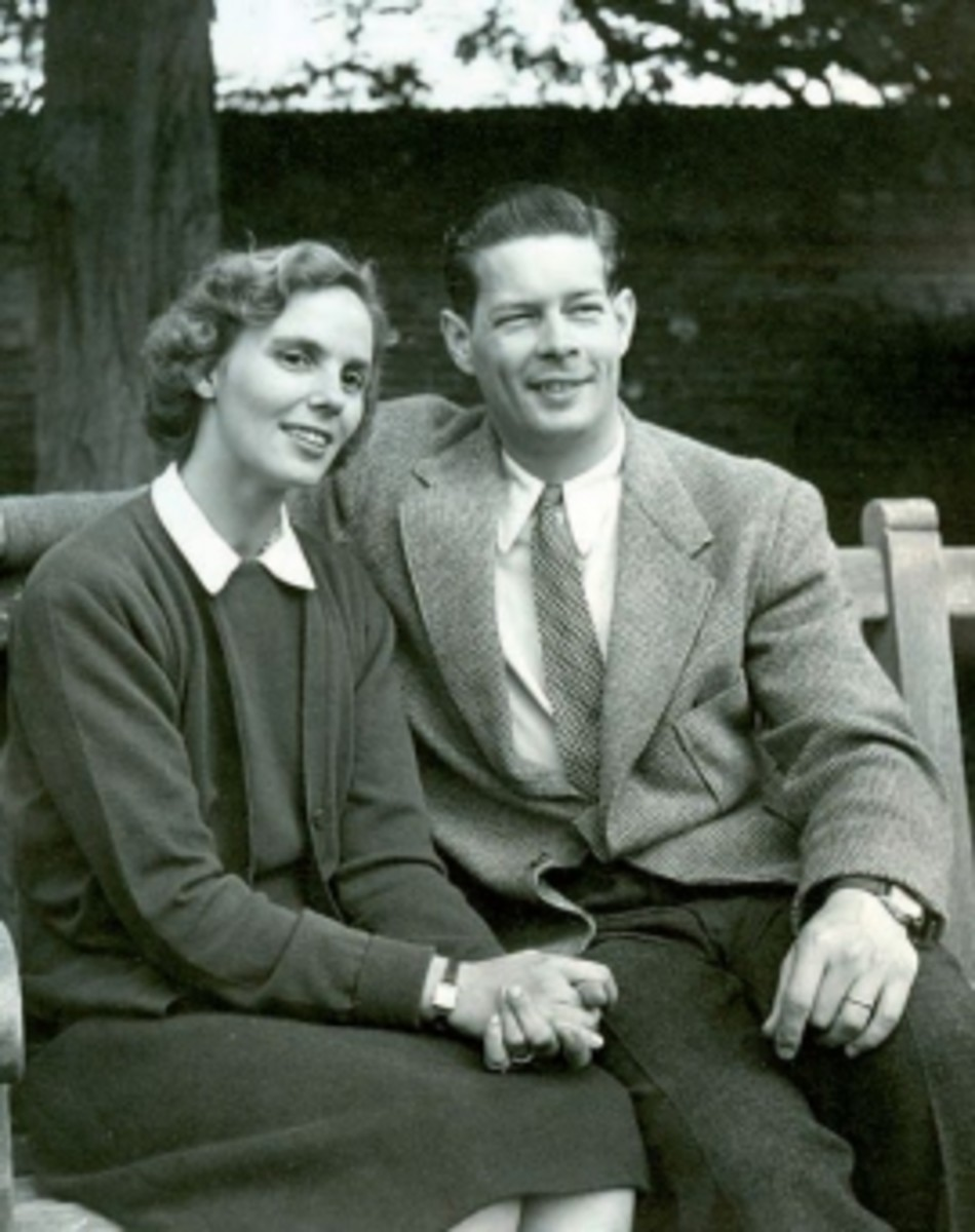 King Michael I of Romania and Qeen Ana