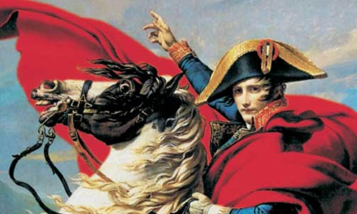 napoleon bonaparte and the french revolution essays
