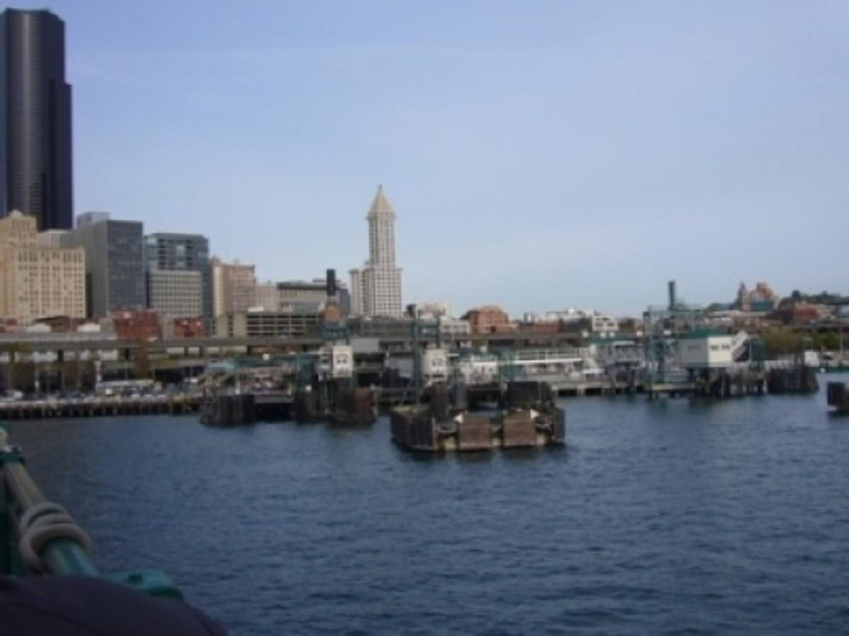 Back to Colman Dock