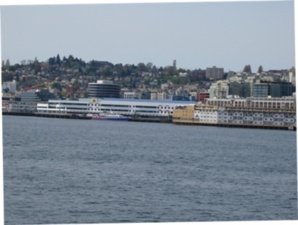 Pier 69 - The Victoria Clipper