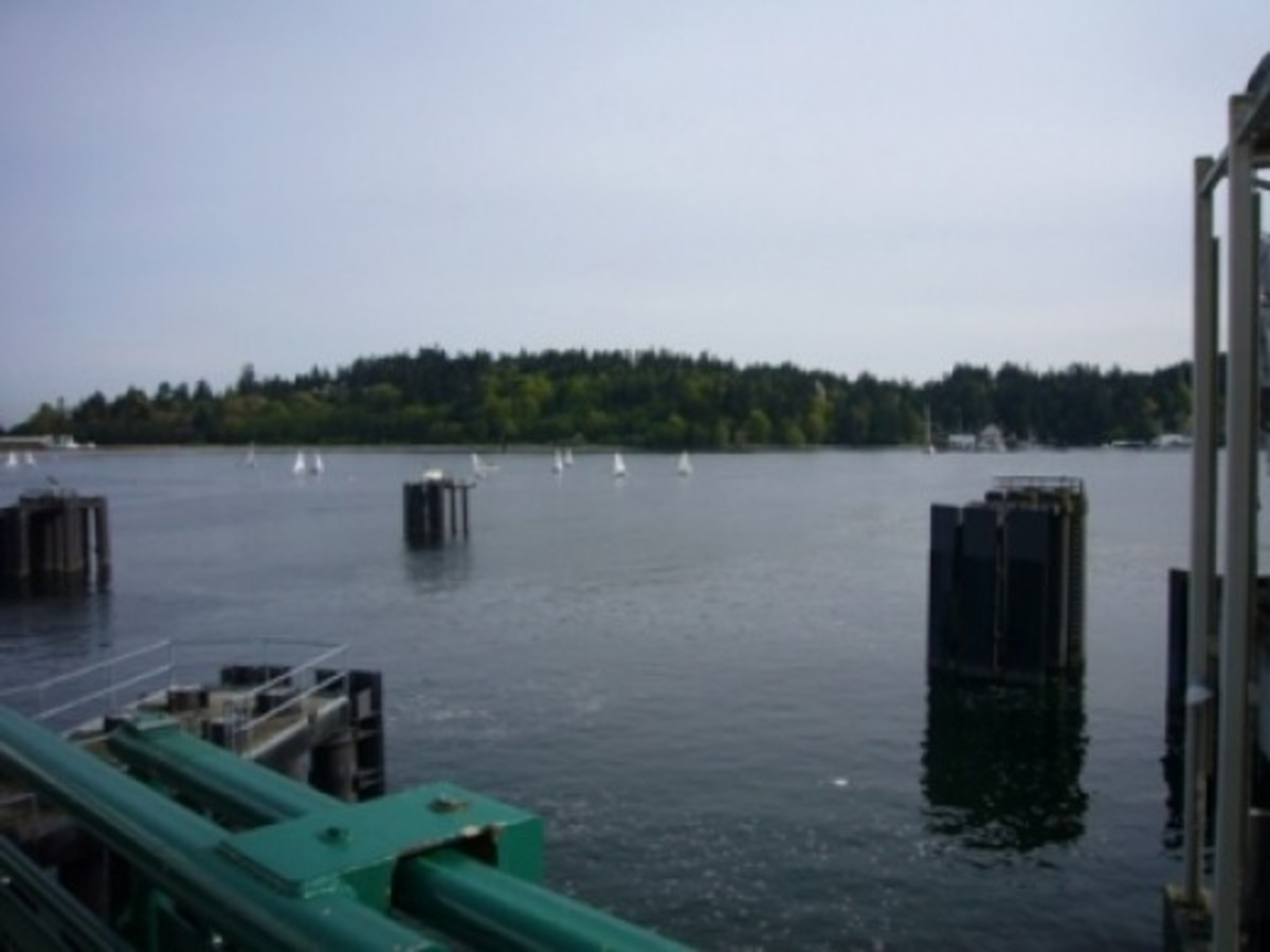 Bainbridge Island  Dock