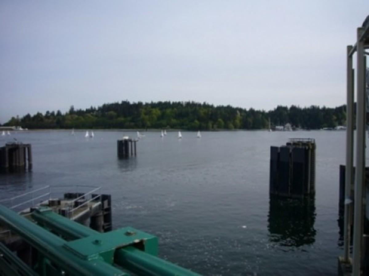 Bainbridge Island  Dock