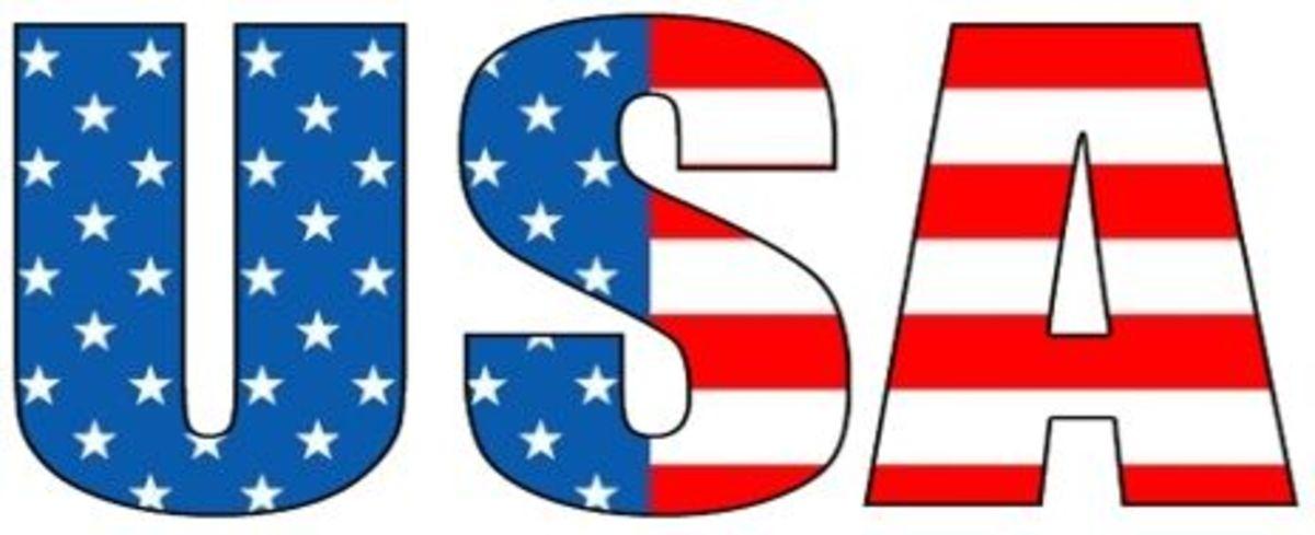 USA Clip Art Free