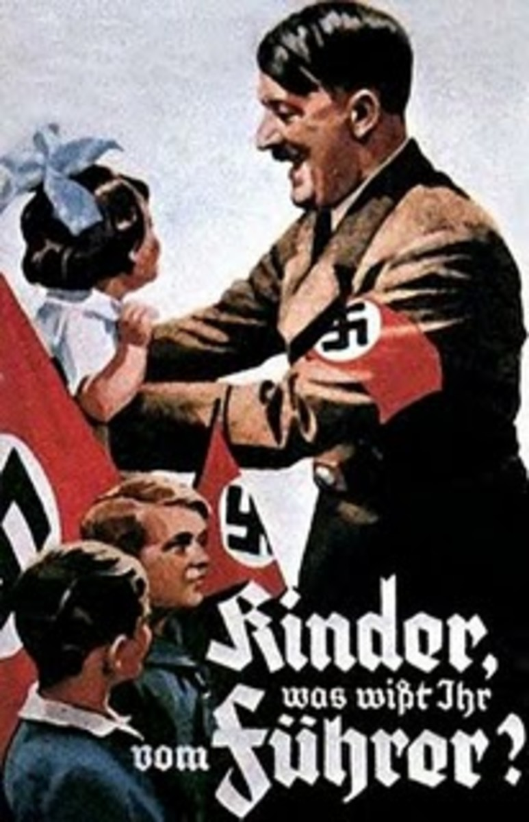 Parens patriae, as promoted in National Socialist Germany.