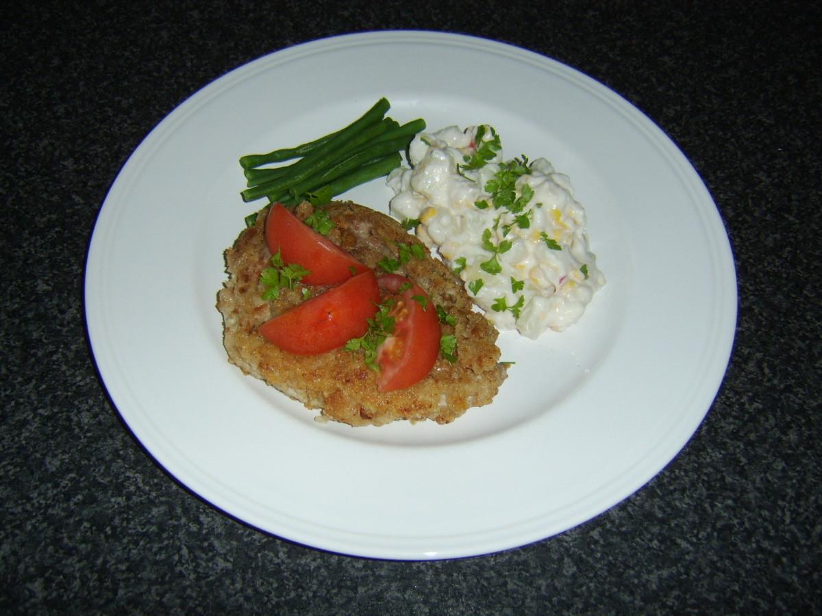 Schnitzel Recipes: Wienerschnitzel and Assorted Meat Schnitzels
