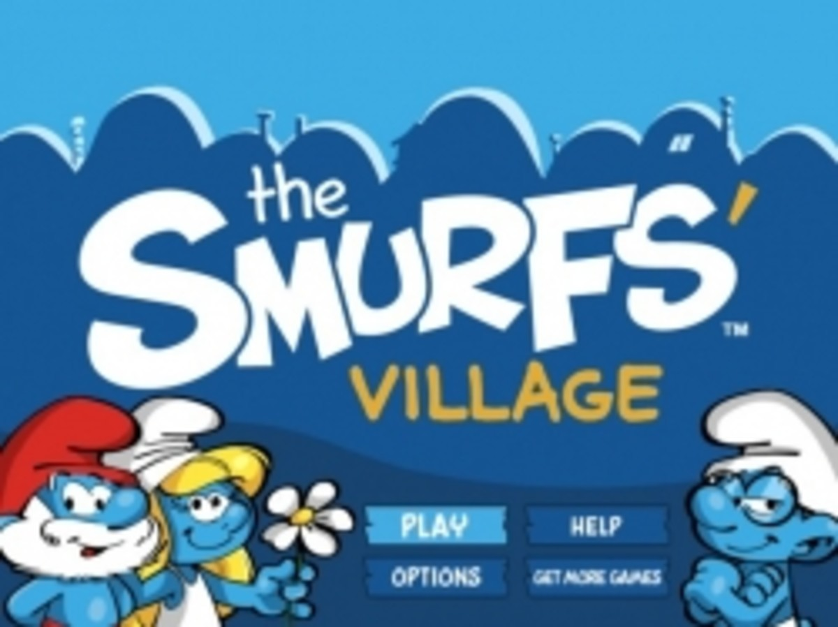 Best Smurf Village Designs