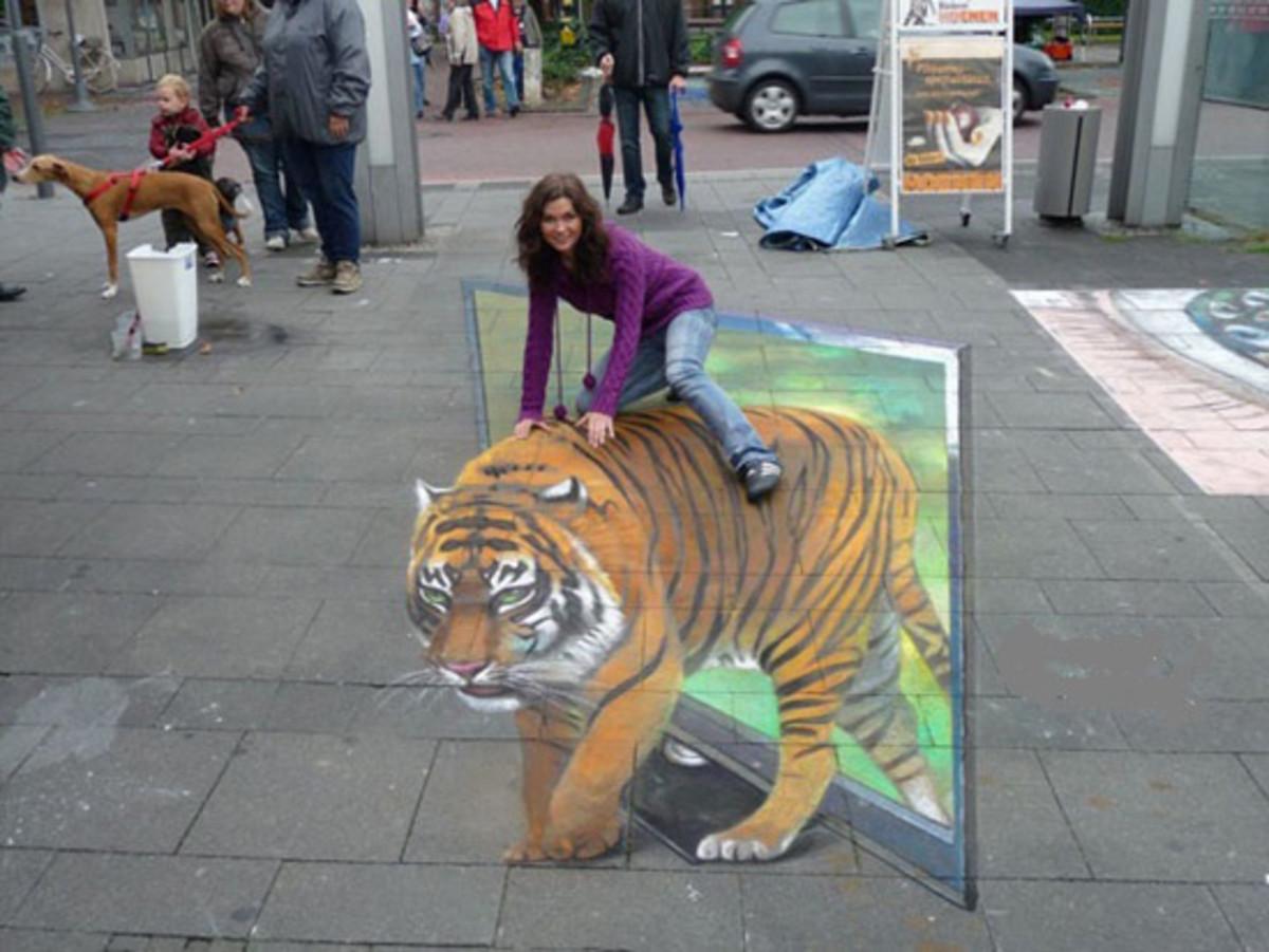 TV Tiger, Berlin, Germany