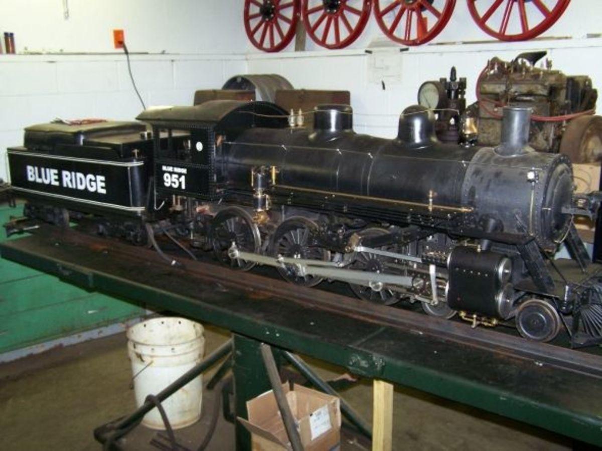 Blue Ridge Locomotive