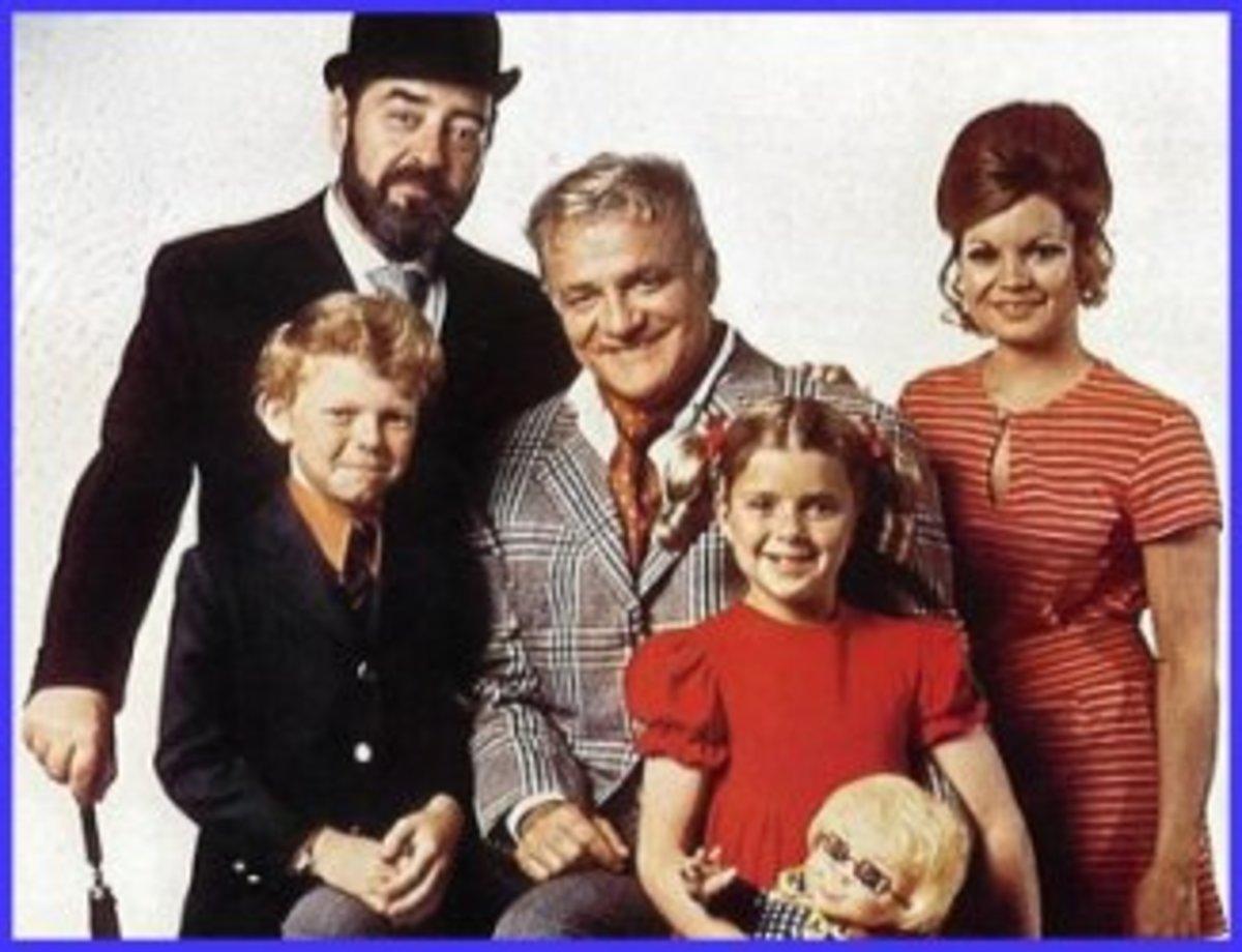 Family Affair Cast