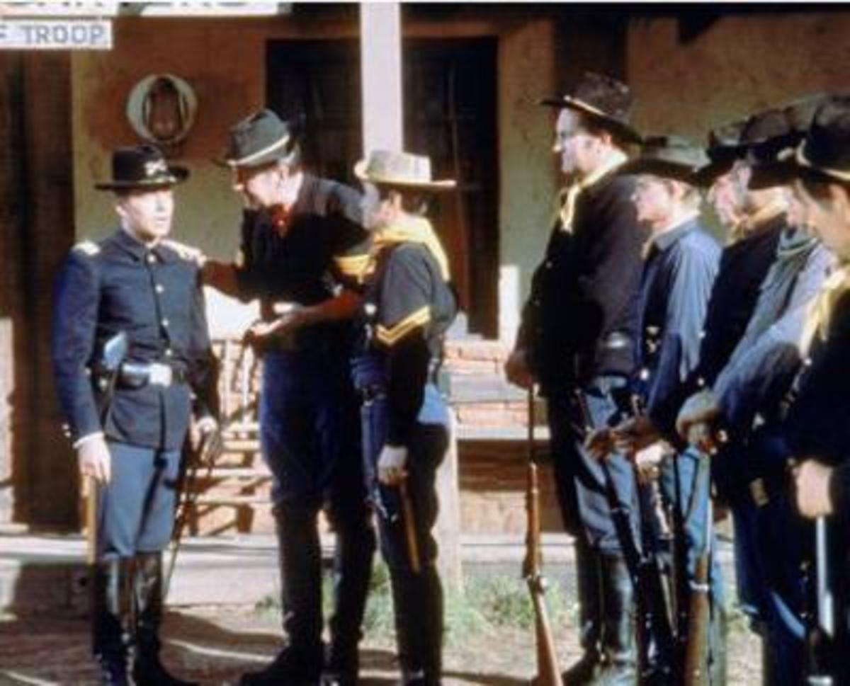 F-Troop cast