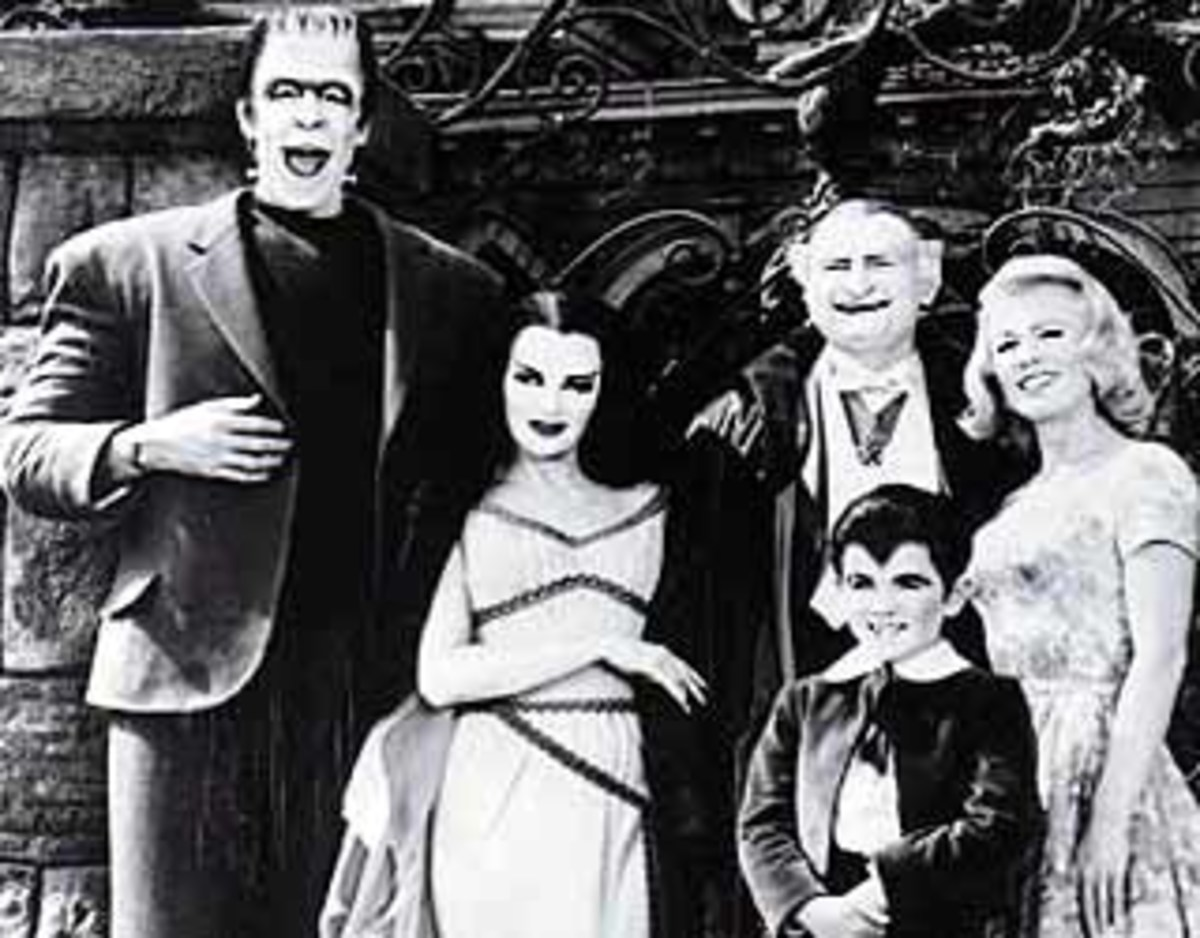 Munsters cast