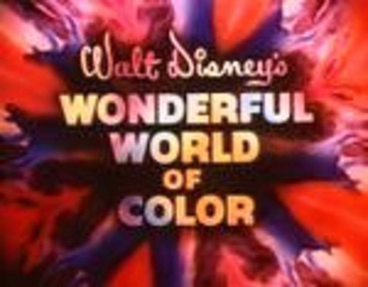 Walt Disney's TV show began with this logo.