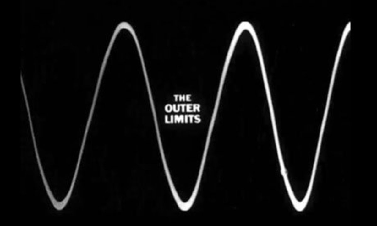 The Outer Limits opening screen.