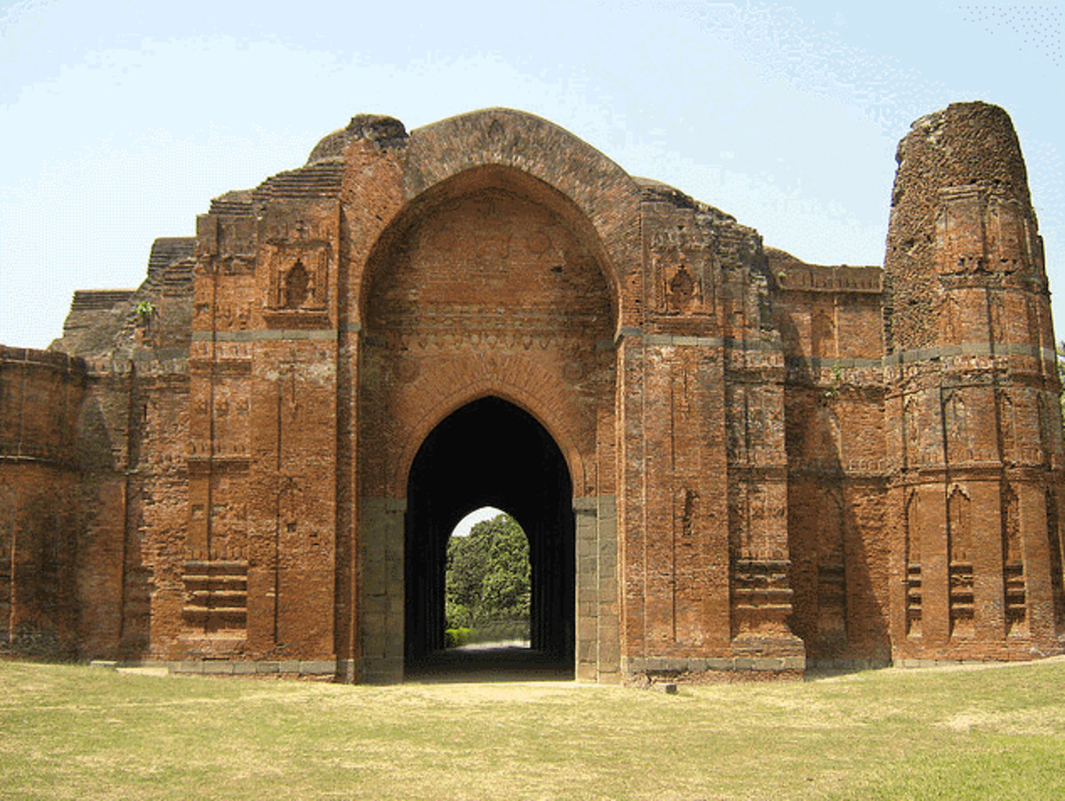 Dakhil Gate, At present
