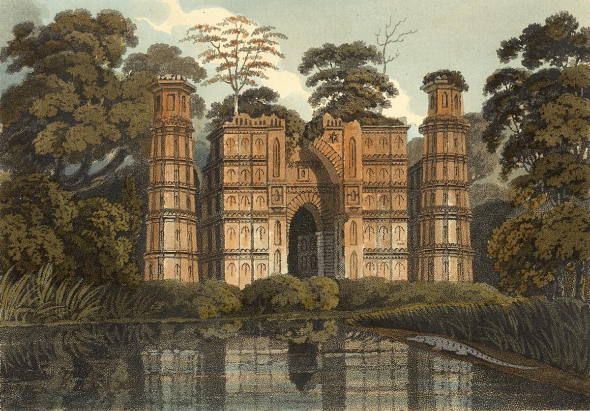 Dakhil Darwaza, 1817