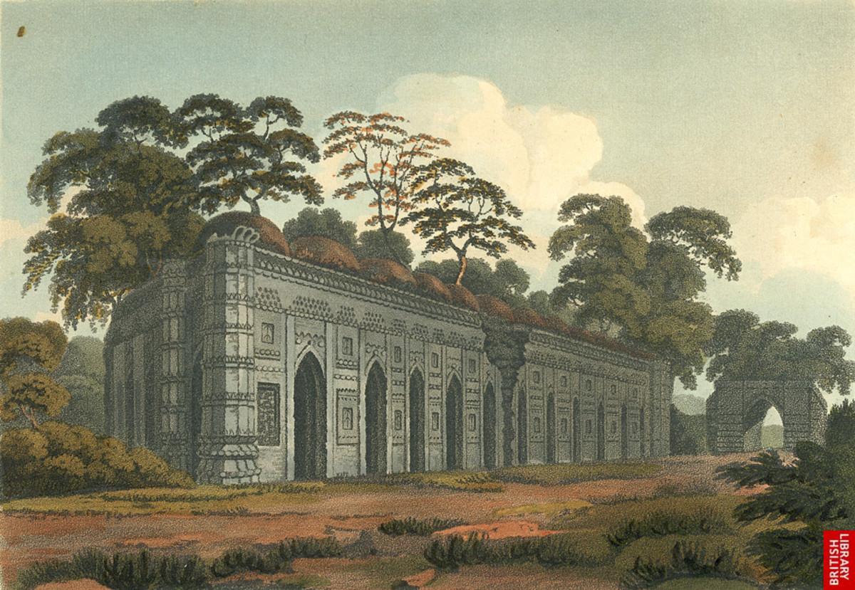 Shona Mosque, 1817