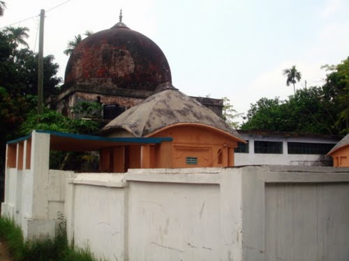 Tomb and mosque of Khundar Muhammad Yusuf, Recent Photo
