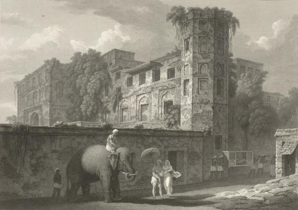 Boro Katra ,1823
