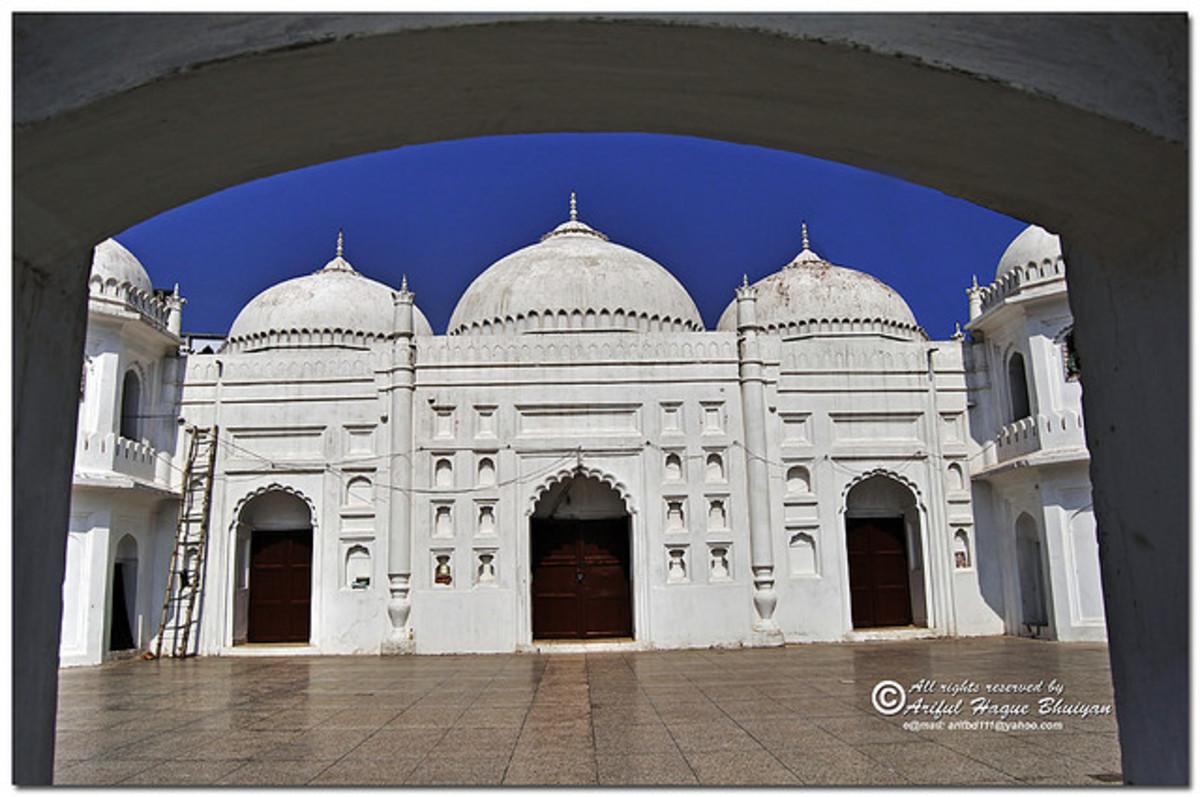 Shat Masjid, Recent Photo