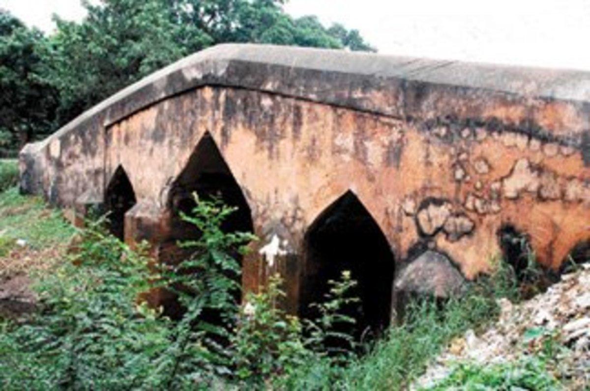 Dulalpur bridge
