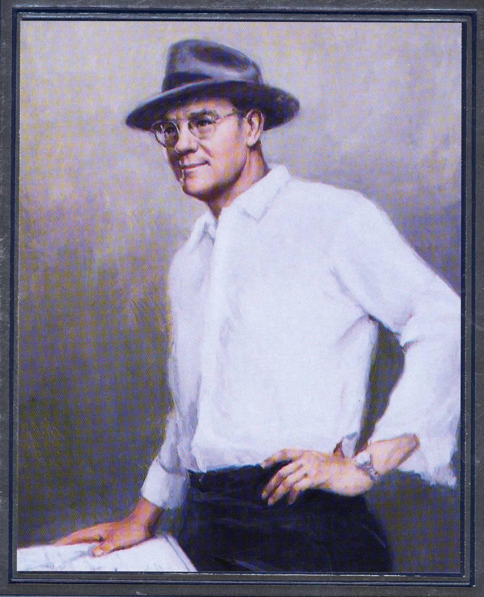 Del Webb 1899-1974 Founder of The Del Webb Construction Company