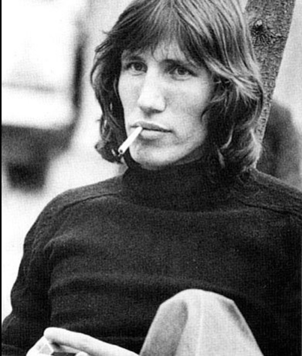 Roger Waters: A Brief Glimpse into a Tortured Soul