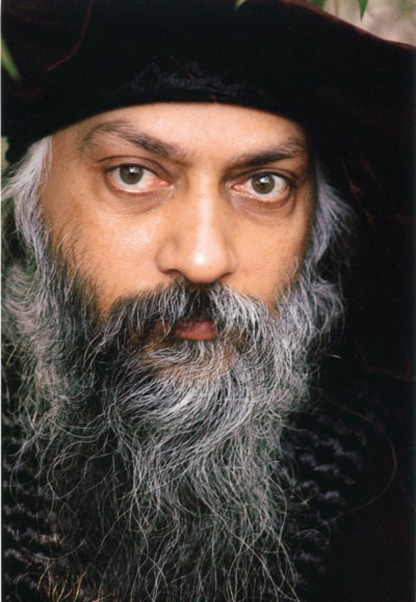 My First Encounter with Osho Philosophy